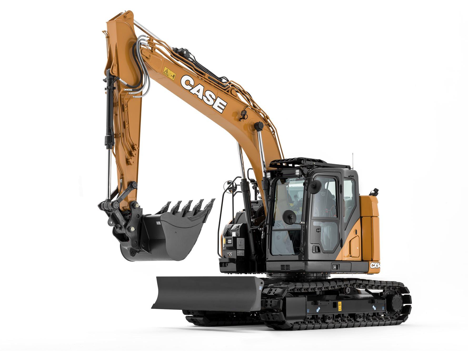 CX145D SR – חדש